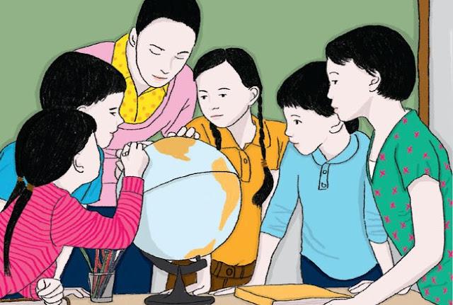 Tantangan Guru Untuk Mempersiapkan Generasi Milenial