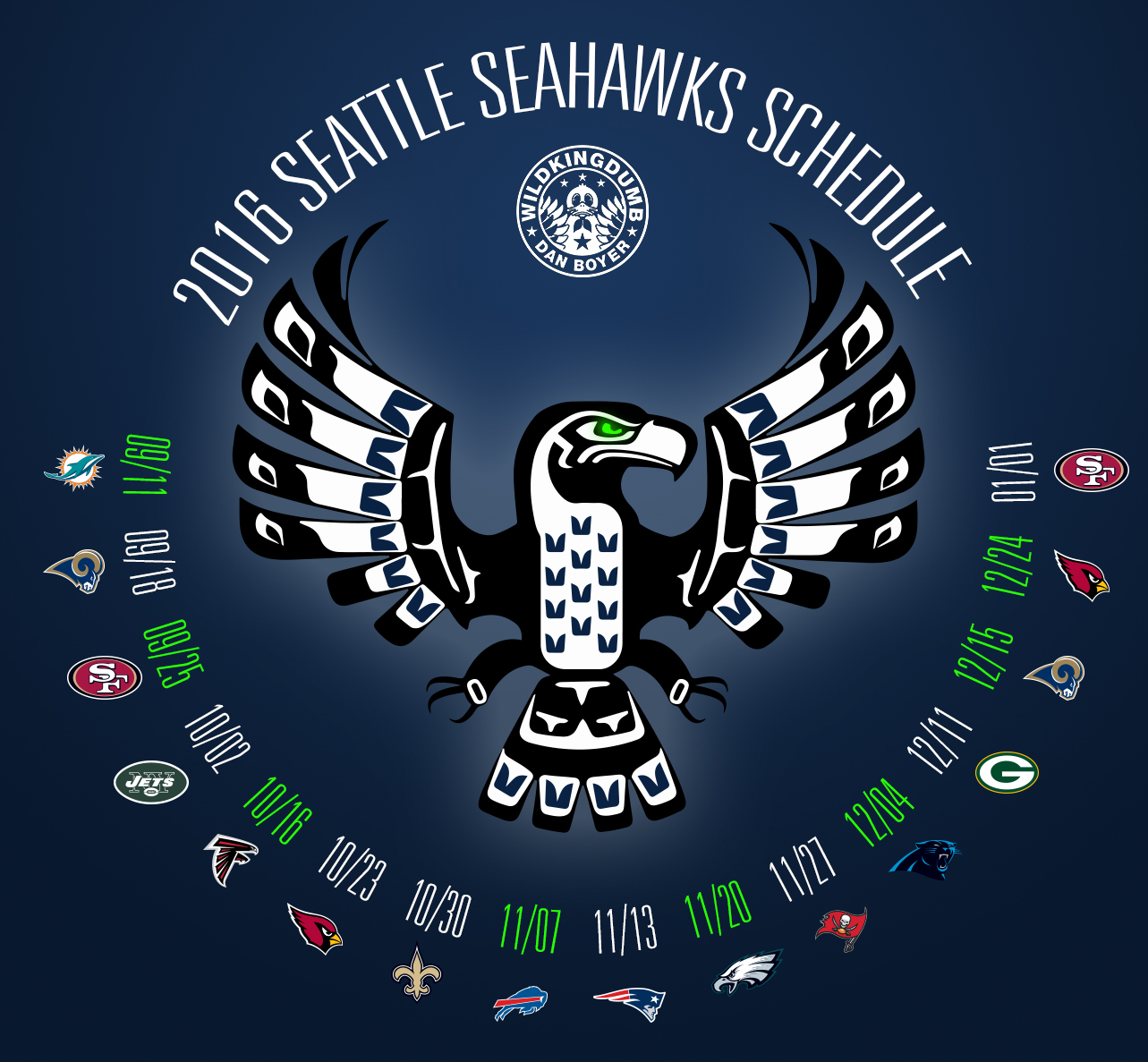 The 25  best Seahawks 2014 schedule ideas on Pinterest | Seahawks ...