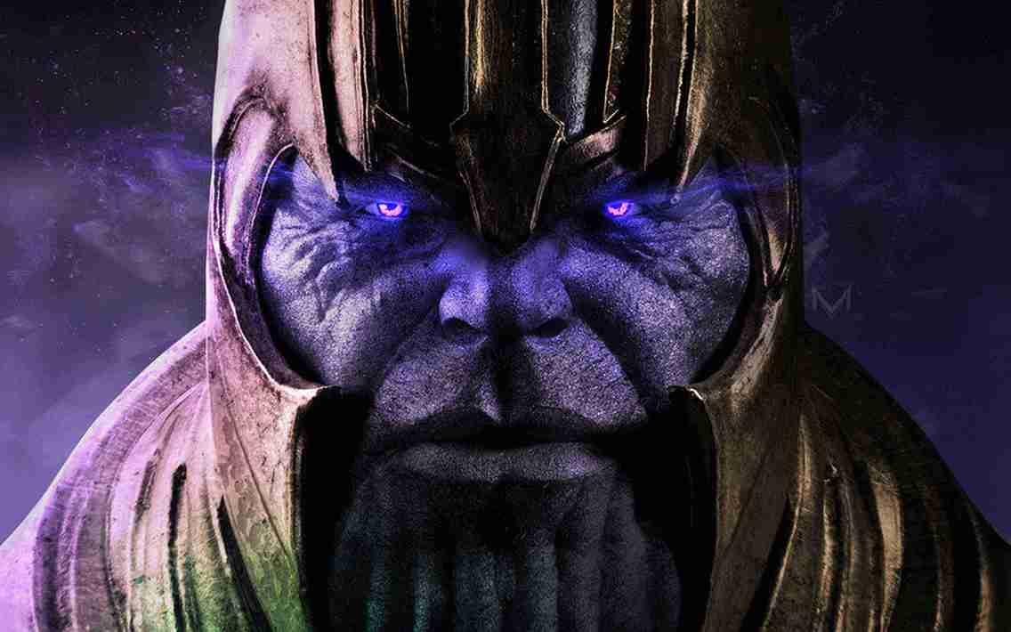 30 frases de Thanos sobre conquistar el mundo de los vengadores