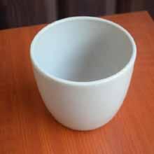 Grey Ceramic Decorative Mini Vase in Port Harcourt, Nigeria