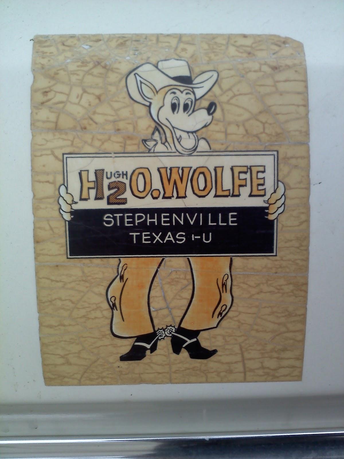 Hugh Wolfe Nursery Stephenville Texas