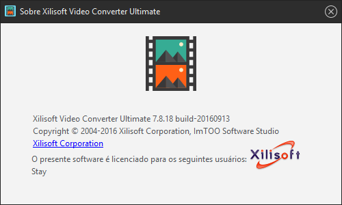 Xilisoft Video Converter Ultimate 7.8.18 Build 2016913 + Serial