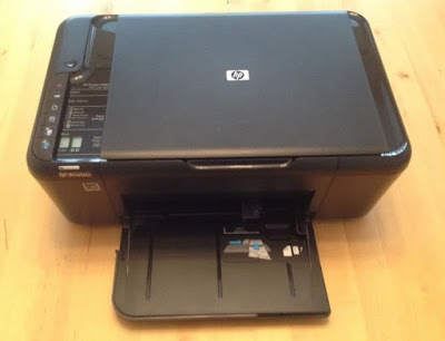 HP Deskjet F4580 Driver Download and Manual Setup