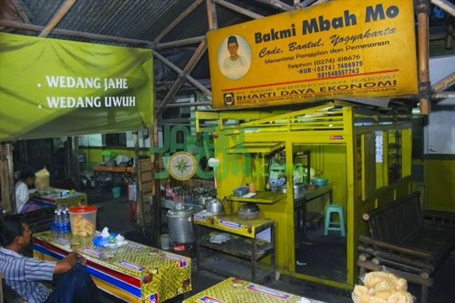 rekomendasi tempat makan yogyakarta bakmi mbah mo