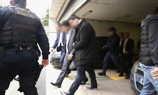 Ελεύθερος αφέθηκε ο ένας από τους οκτώ Τούρκους αξιωματικούς