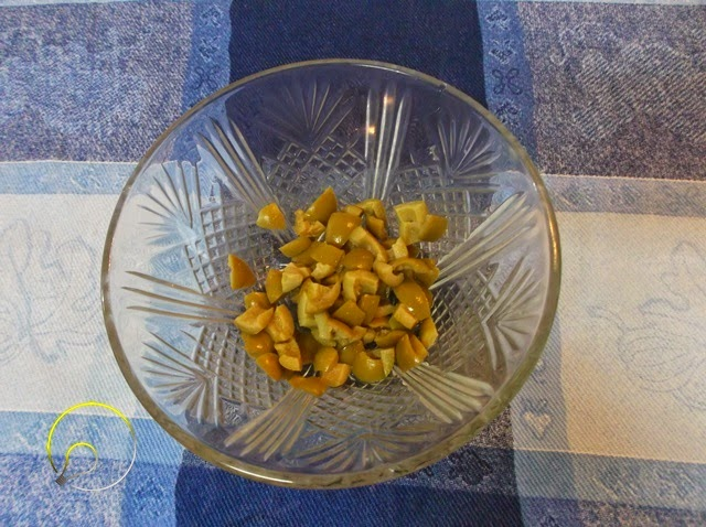 10 Azeitonas sem caroço - Ideia do Dia 1