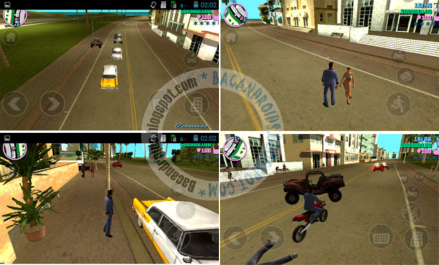 download Grand Theft Auto Vice City Lite Apk+Data High Compress Work di RAM 512MB