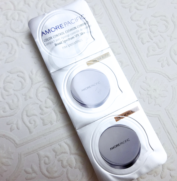 Amorepacific Color Control Cushion Compact Broad Spectrum Review