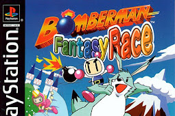 Bomberman Fantasy Race PS1/ePSXe