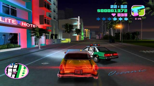 تحميل لعبة gta vice city كاملة تورنت