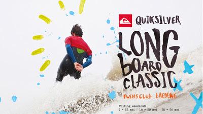 Quiksilver Longboard Classic 2013