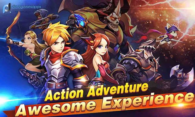Brave Fighter 2 Frontier Free Mod APK Images