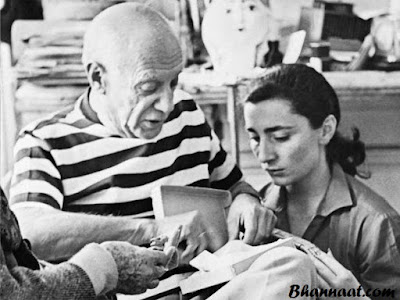 Pablo Picasso Life In Hindi