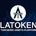 ICO LAtoken crypto  piattaforma di negoziazione di criptovalute, azioni e materie prime