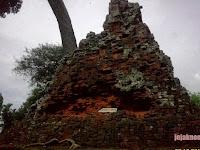 Candi Lor Tonggak Sejarah Berdirinya Kota Nganjuk