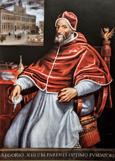 Pope Gregory XIII left Rome's finances in a parlous state, while crime gripped the city