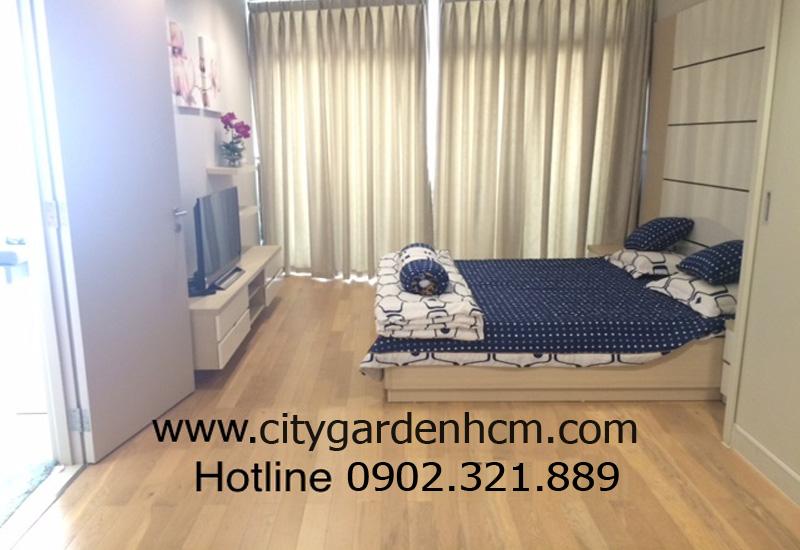 phòng ngủ 1 | City Garden