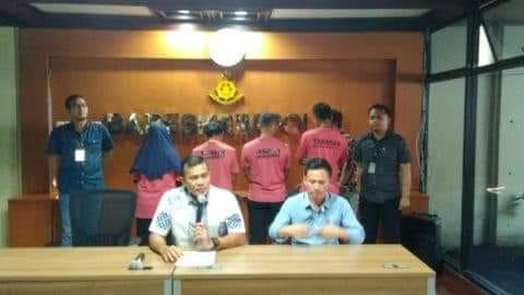 Polisi Menangkap Empat Pelaku Penyebar Hoax Penculikan Anak yang Ramai di Media Sosial