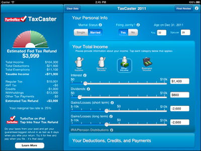 2017 tax refund calculator
