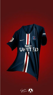 Berita Bocoran jersey PSG musim 2019-2020 terbaru