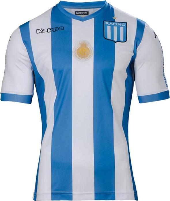 Racing Club lança camisa em homenagem à Seleção Argentina - Show de ... a924e73ff3683