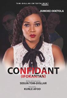 Movie Premier! CONFIDANT