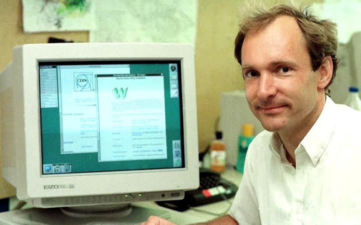 Tim Berners-Lee's new startup is aiming to protect your web data
