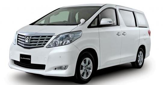 Harga Mobil Bekas Toyota