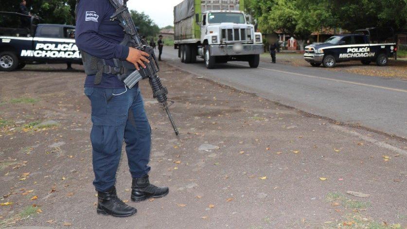 Ataque a tres familias en Michoacán deja saldo de ocho muertos