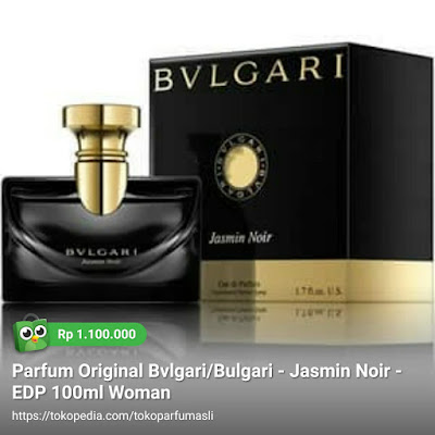 bvlgari jasmin noir edp 100ml woman