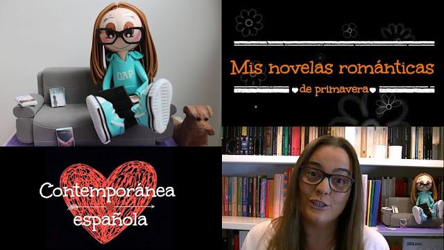 Mis novelas románticas favoritas de contemporánea española (Érika Gael y Elísabet Benavent)