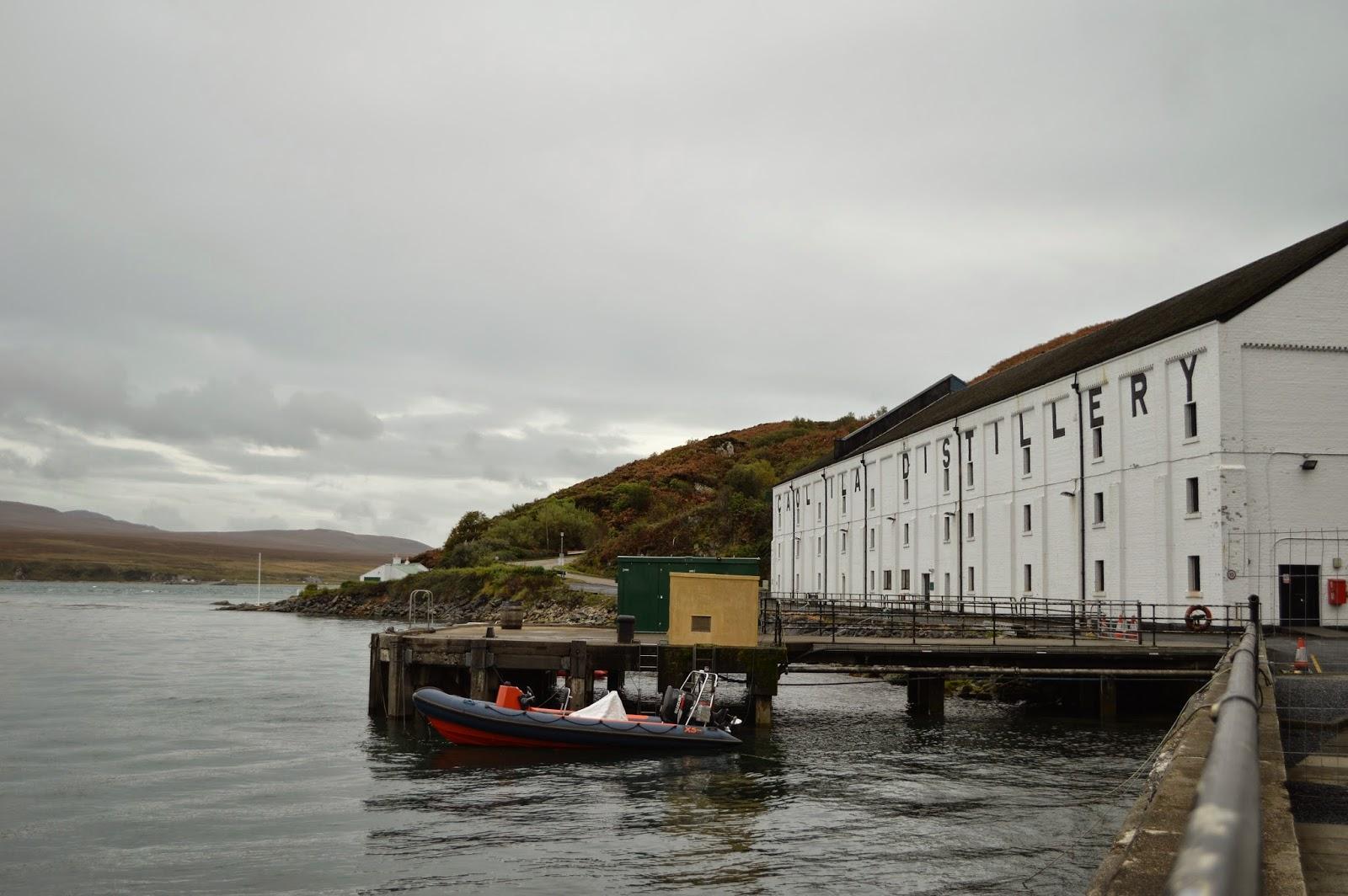 Caol Ila, Isle of Islay, Scotland