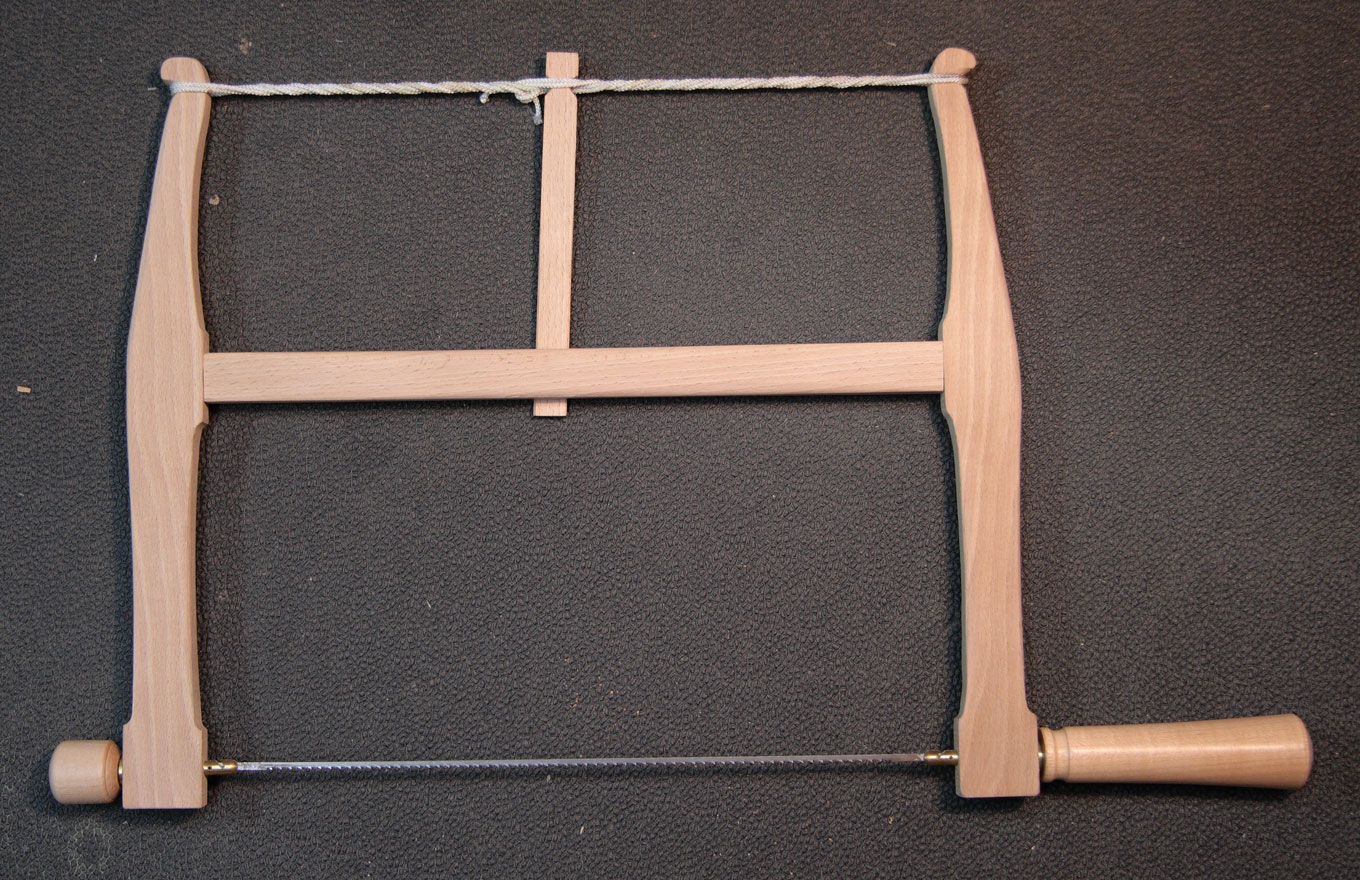 Parts Of A Bow Saw