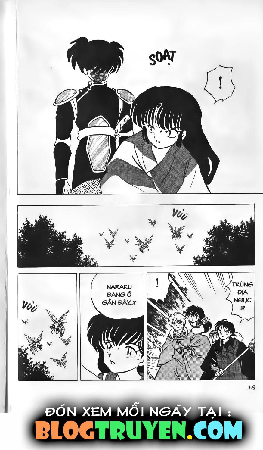 Inuyasha vol 12.1 trang 16