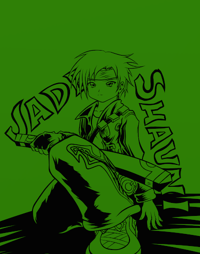Beyond Good & Evil - Shauni - Jade
