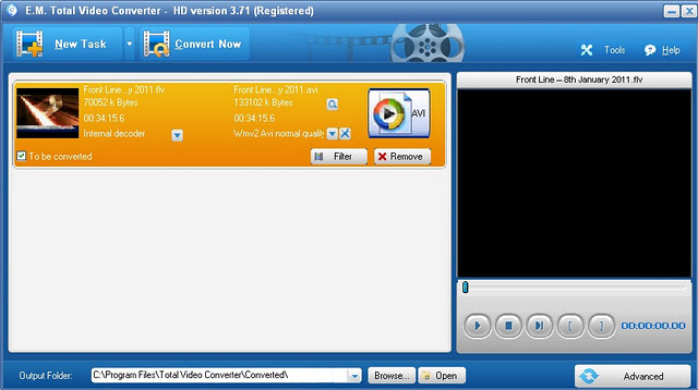 total video converter 3.71 gratuit avec serial startimes
