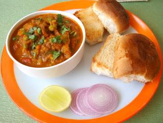Homemade yummy Pav Bhaji Recipe