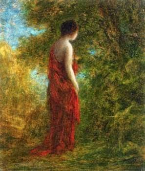 Outono - Henri Fantin-Latour - Suas melhores pinturas ~ francês