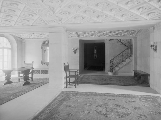Apartment Lobbies From The Early 1900s Vintage Everyday