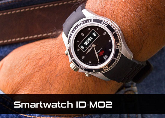 SMARTWATCH INTENSE DEVICES ID-M02