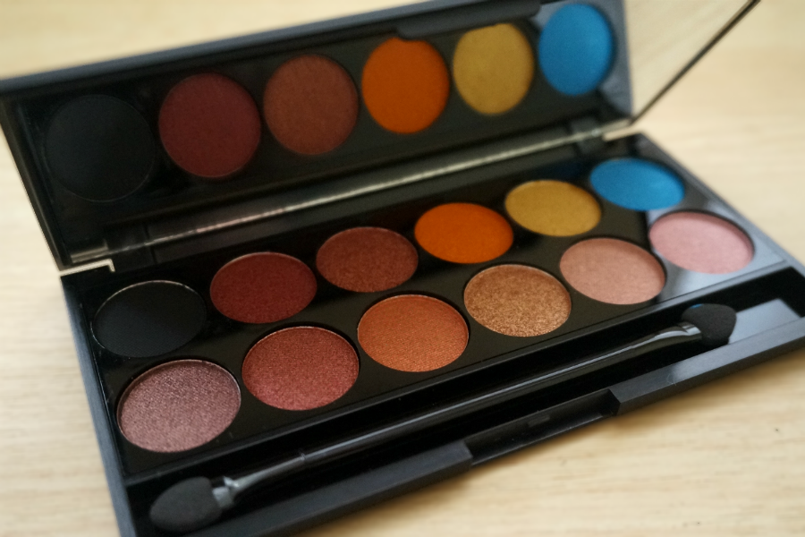 Sleek MakeUp iDivine Palette in Sunset | Review, Photos, Swatches