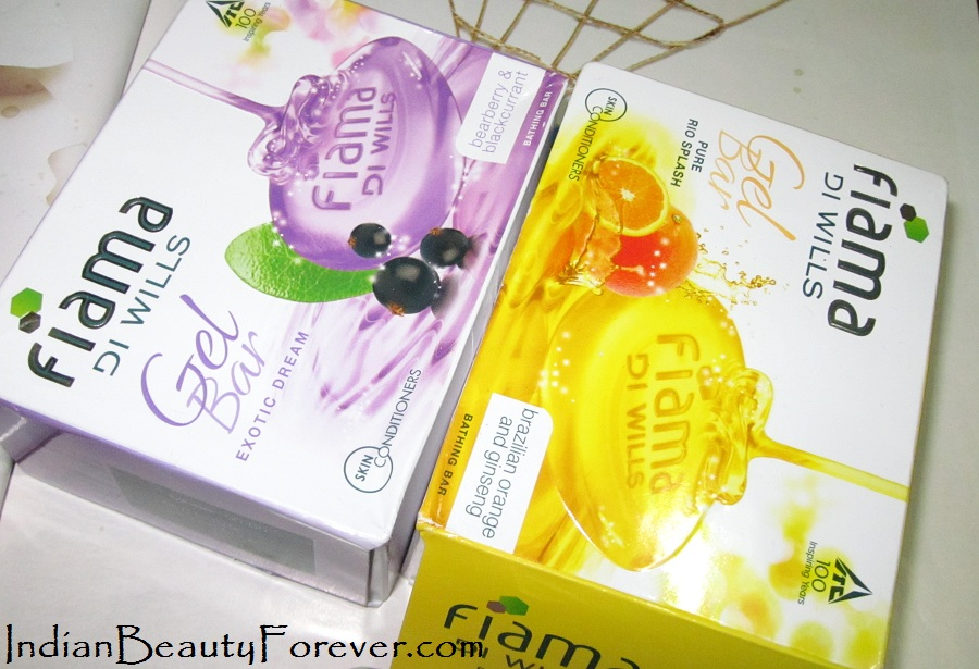 Fiama Di Wills Gel Bathing Bar Review