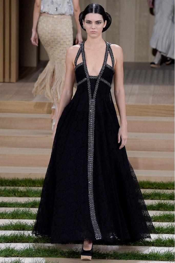 Kendall Jenner - Paris Haute Couture