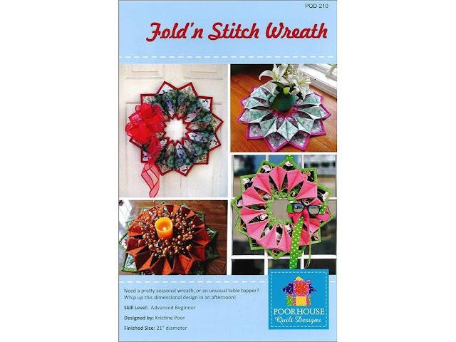 fold N Stitch Pattern
