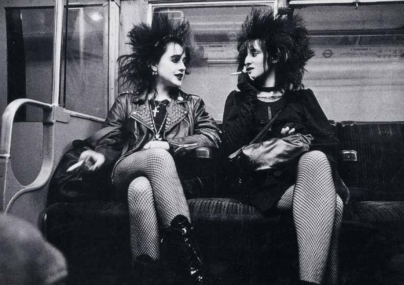 70s Punk Hairstyles