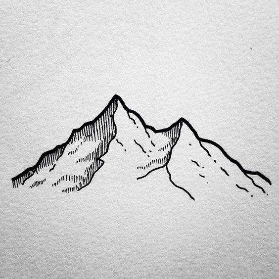 Amazing Mountain Tattoo Ideas