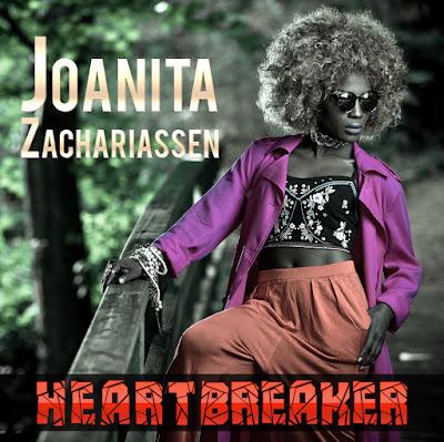 Audio : Joanita Zachariassen - Heart Breaker (Remake)   New Download Mp3 1