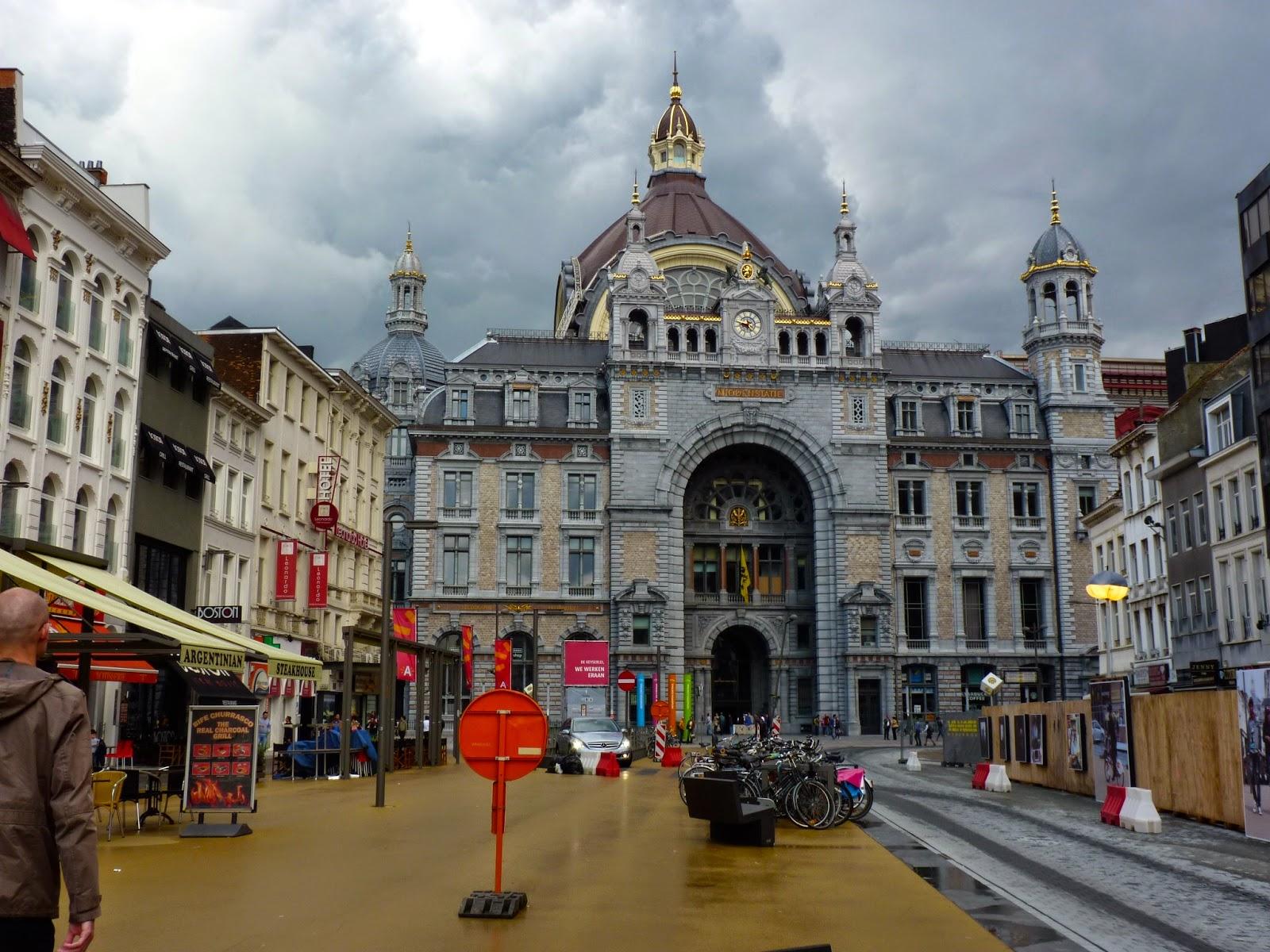 Akiba Por Viajar Amberes O Antwerpen Norte De Belgica La Ciudad De Rubens