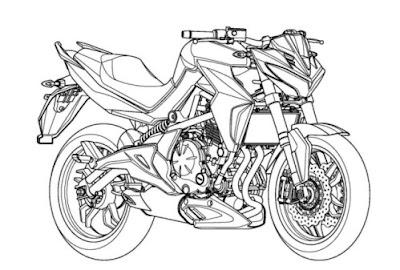 Bocoran Paten Motor Kymco