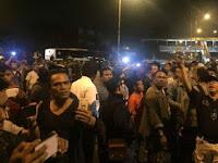 Usai Terjadi Ledakan Di Terminal Kampung Melayu, Ditemukan Ada Potongan Tubuh di TKP